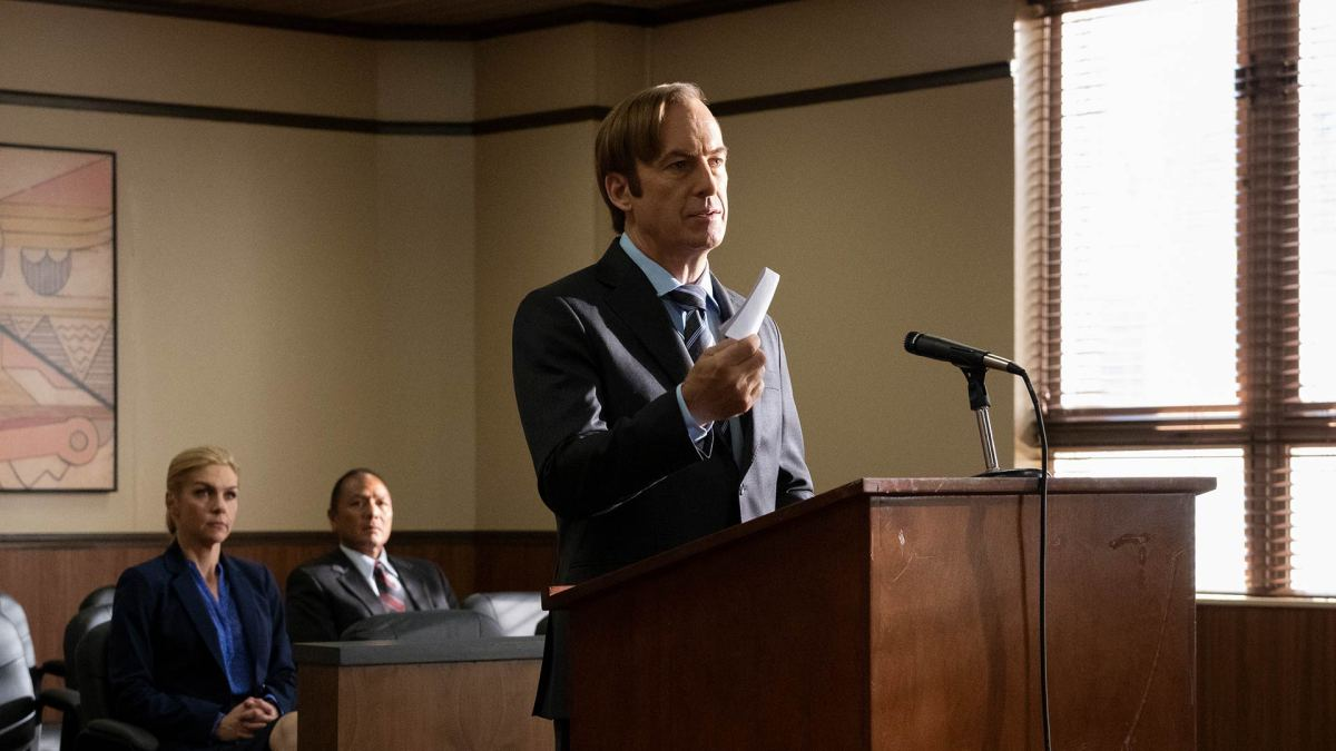 "BETTER CALL SAUL: ""Winner"""