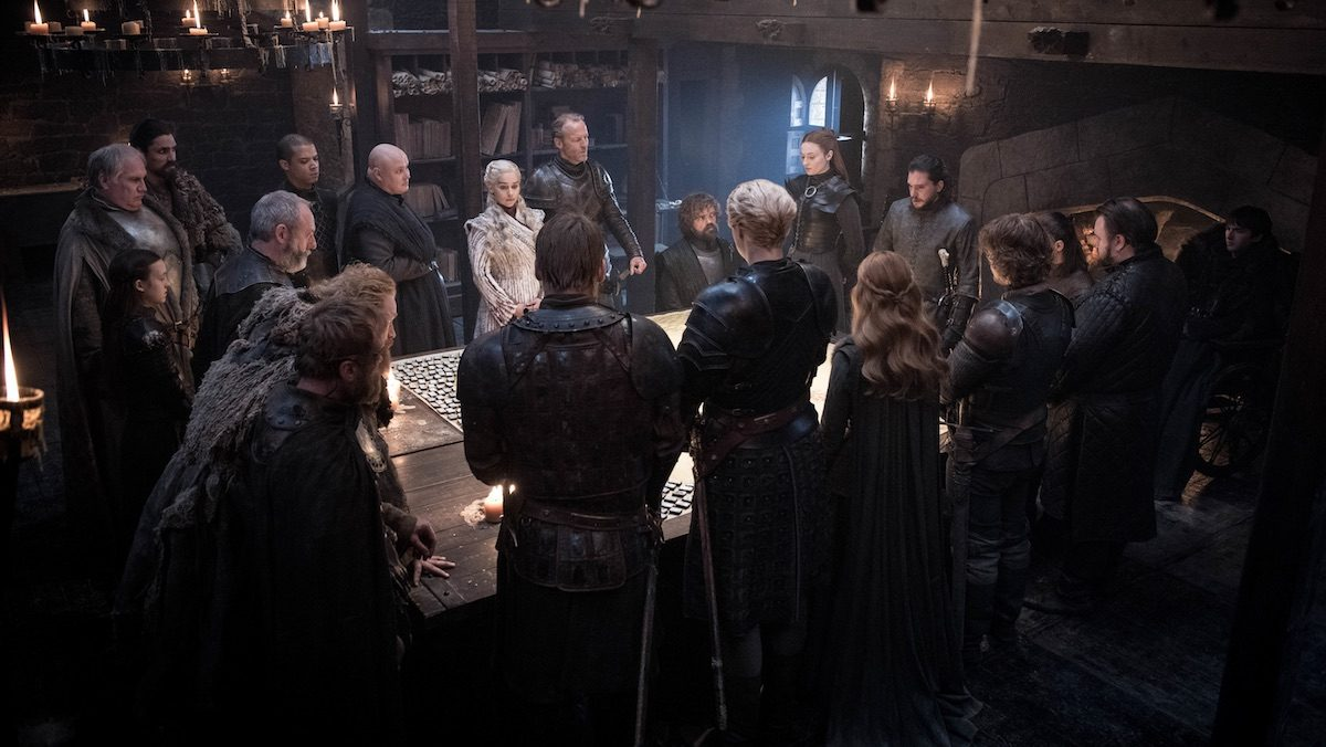 "GAME OF THRONES: ""A Knight of the Seven Kingdoms"""
