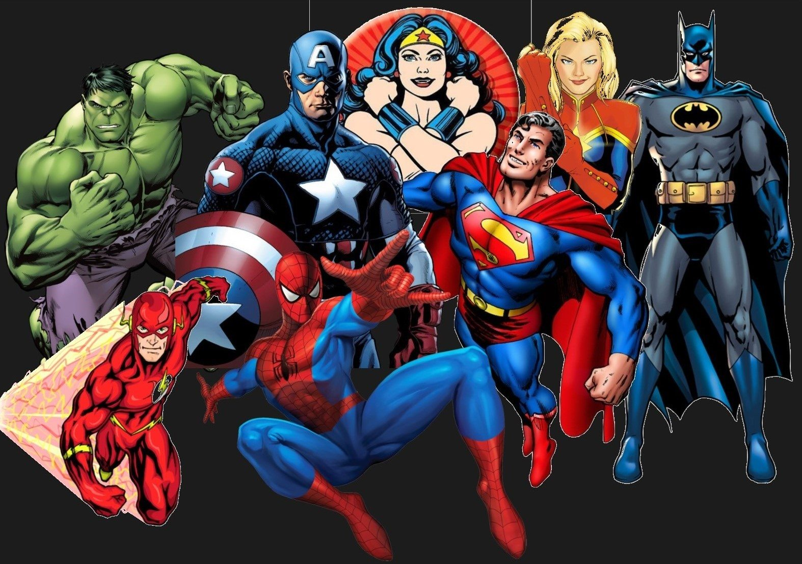5 Favorite Superhero Movies