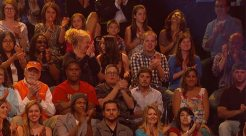 ScreenFish writer Aaron Lee appears in the audience of American Idol