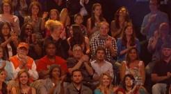 ScreenFish writer Aaron Lee appears in the audience of American Idol