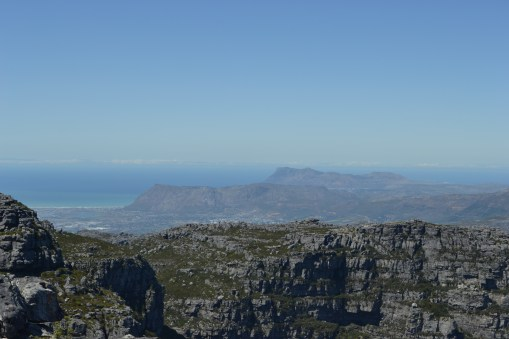 Geology of Table Mountain