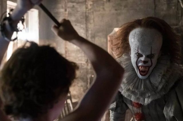 Amazing New Behind The Scenes Photos From It Movie