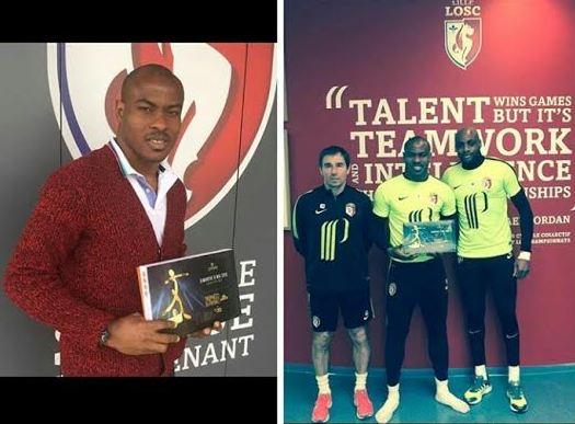 index-6 Vincent Enyeama Wins Ligue 1 Best Goalkeeper Award