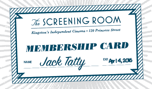 The Screening Room Kingston S Independent Movie Theatre