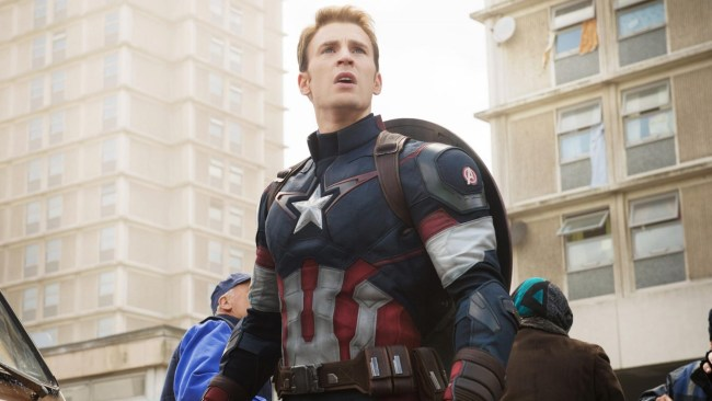 Captain America: The great solider