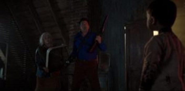 Ash Vs Evil Dead Season 3 Episode 5 Review: Baby Proof