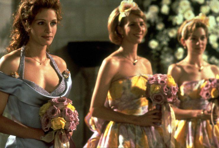 The Man Still Wins In My Best Friend S Wedding 1997 Retro Review Screen Mayhem