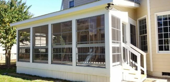 renaissance patio enclosures raleigh
