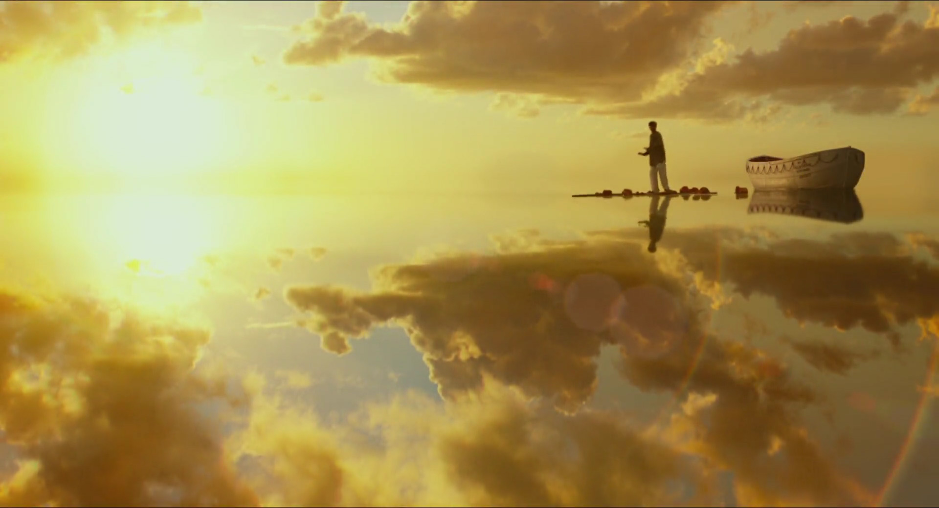 Life of pi 2012 review the little blog for Life of pi character development
