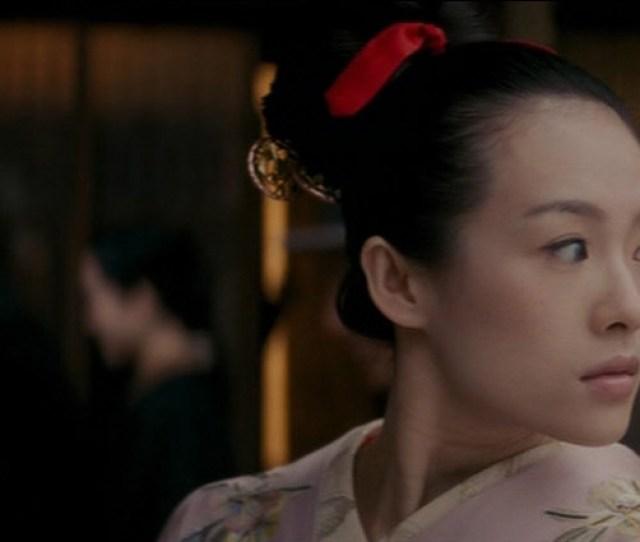 Ziyi Zhang In Memoirs Of A Geisha