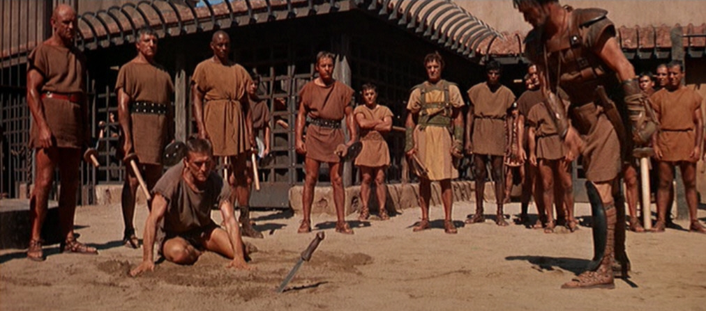 Image result for spartacus kubrick