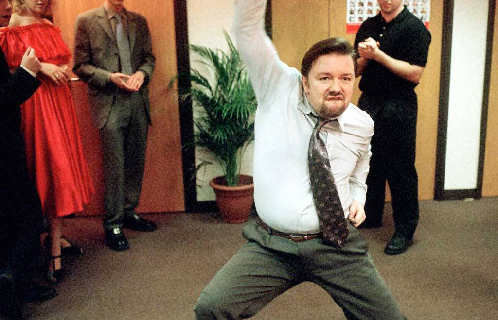 the office uk dance