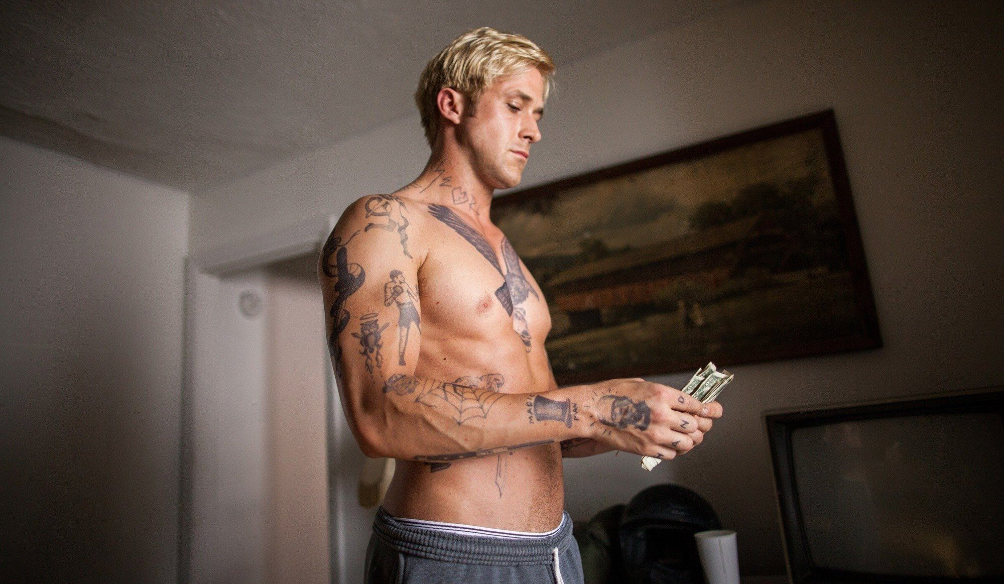 the place beyond the pines gosling is ripped