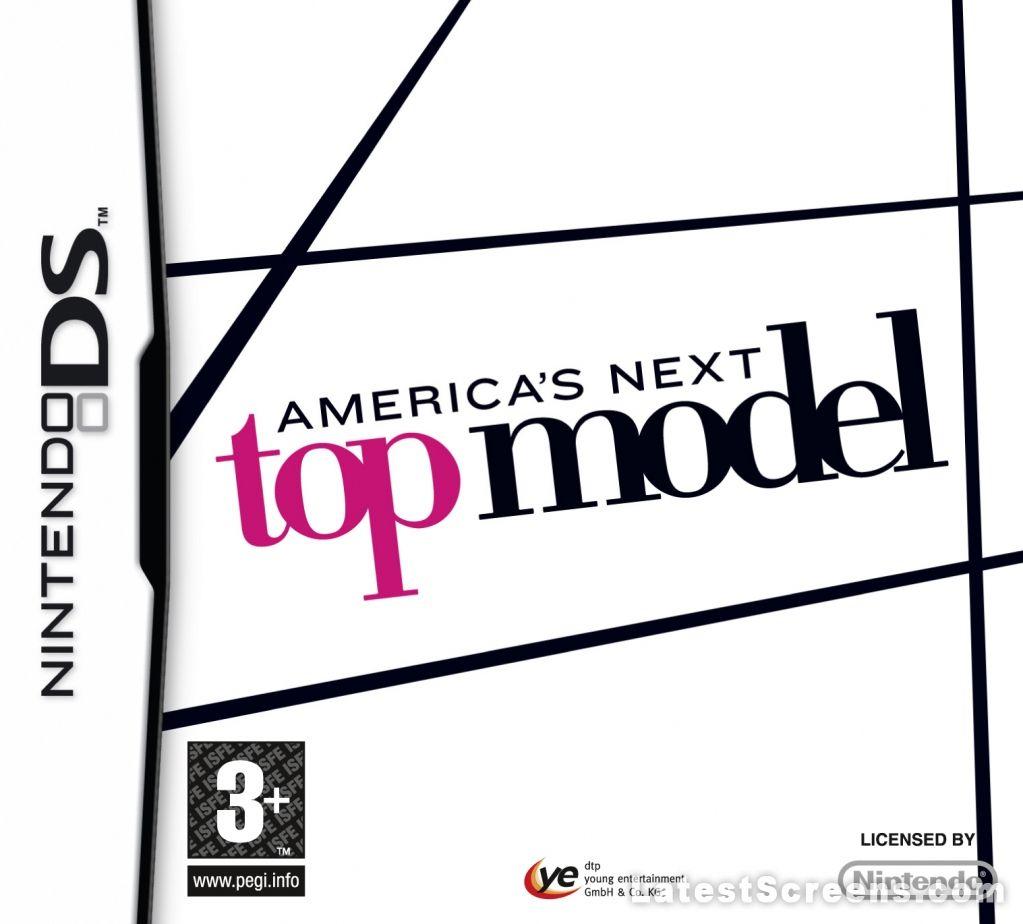 All America's Next Top Model Screenshots for Nintendo DS