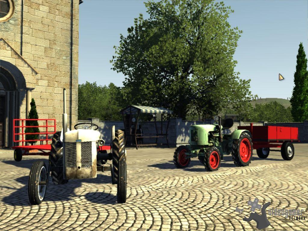 All Agricultural Simulator Historical Farming