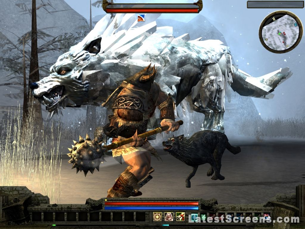 All Loki Heroes Of Mythology Screenshots For PC