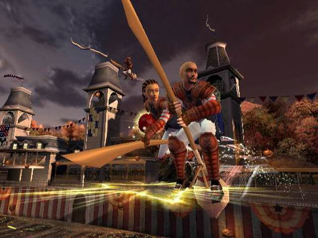 All Harry Potter Quidditch World Cup Screenshots For
