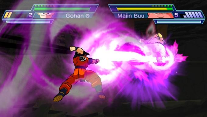 Cheats Psp Game Dragon Ball Z Shin Budokai Another Road