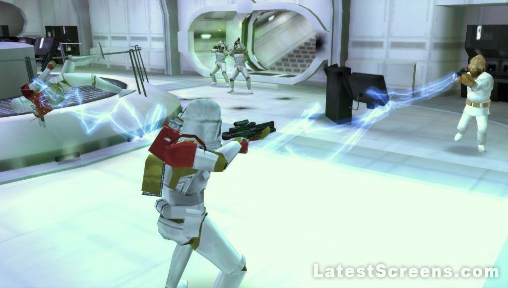 All Star Wars Battlefront Elite Squadron Screenshots For