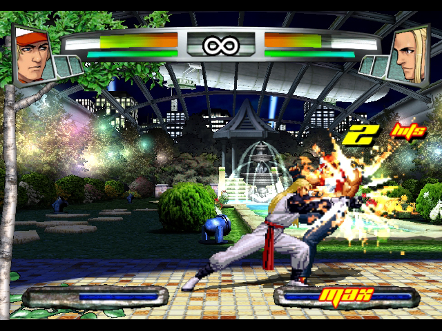 All The King Of Fighters Neowave Screenshots For Xbox