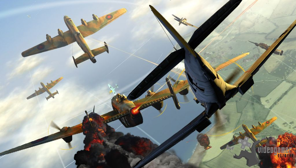 All Combat Wings The Great Battles Of WWII Screenshots