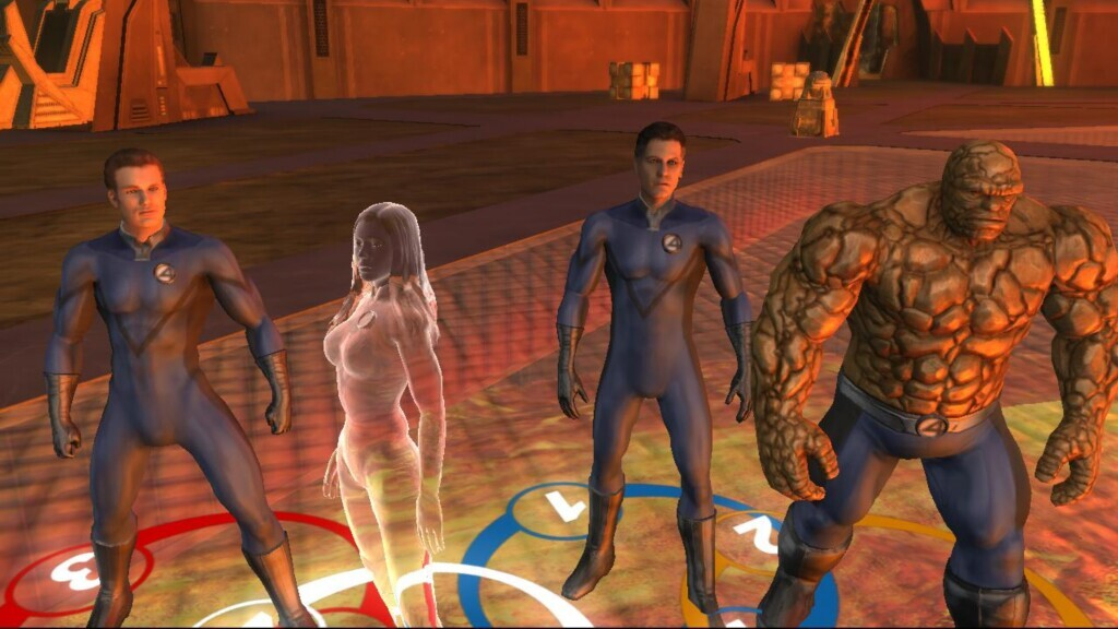 All Fantastic 4 Rise Of The Silver Surfer Screenshots For