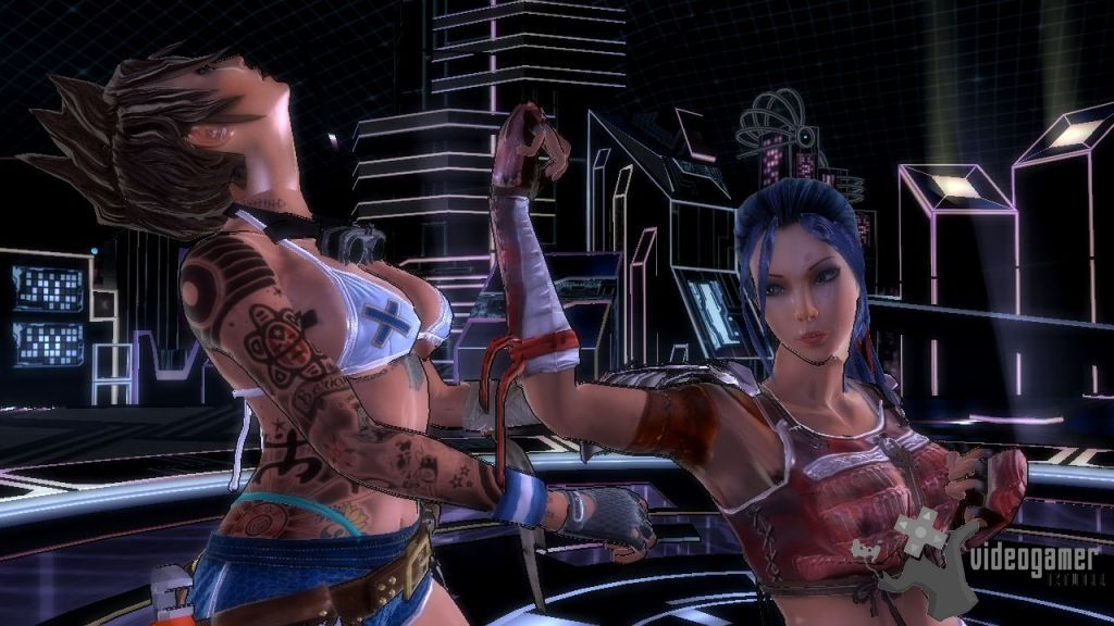 All Girl Fight Screenshots For Xbox 360 PlayStation 3