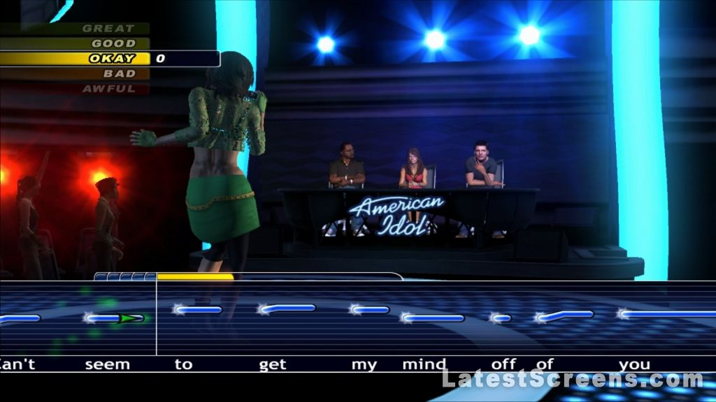 All Karaoke Revolution Presents American Idol Encore 2