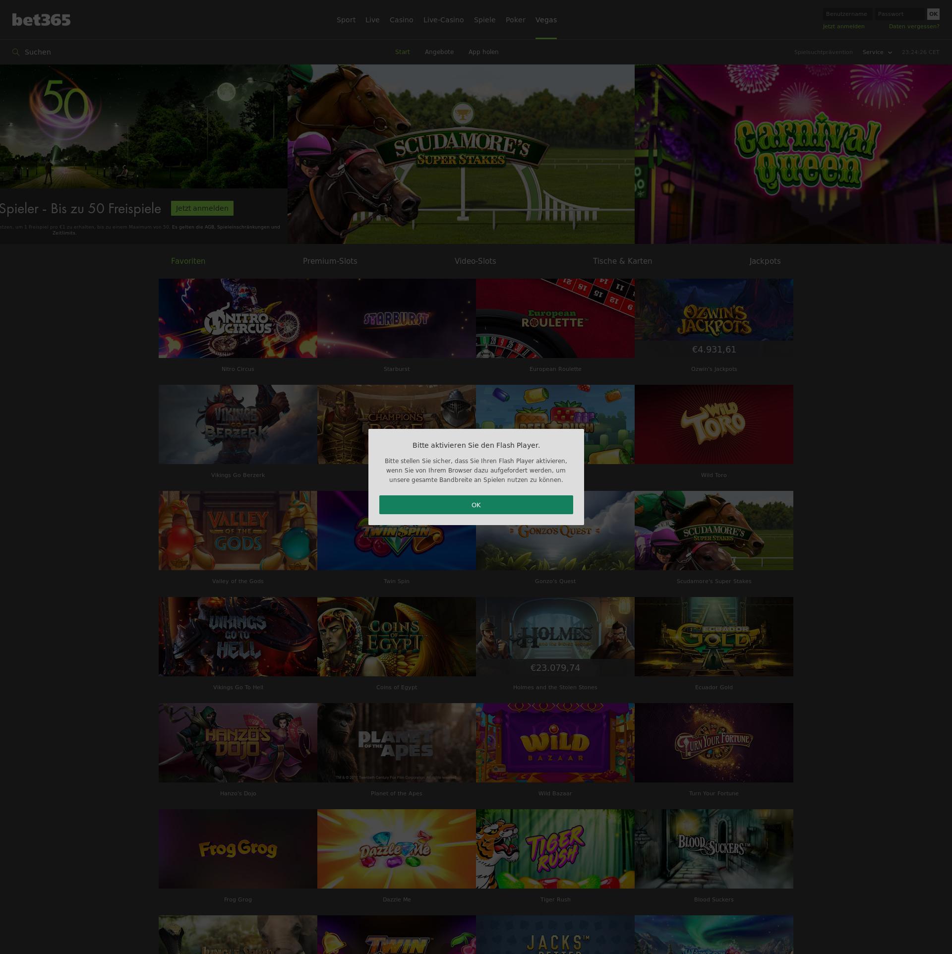 hight resolution of casino screen lobby 2019 04 03 for united kingdom