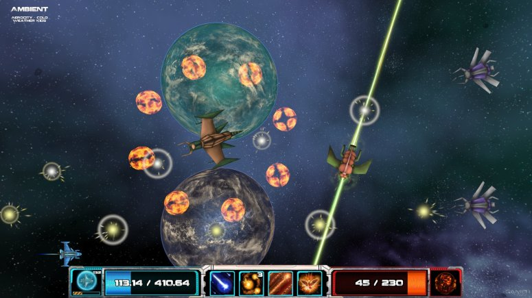 Asteroid Bounty Hunter (2016 video game)