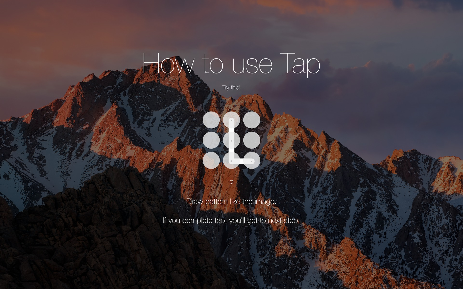 Tap for Mac 1.5.9 破解版 – Mac手势解锁工具-麦氪派(WaitsUn.com | 爱情守望者)