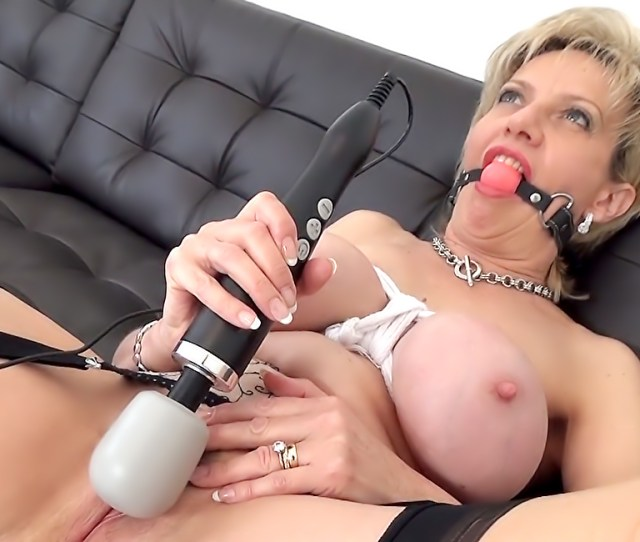 Huge Squirting Bondage Orgasms