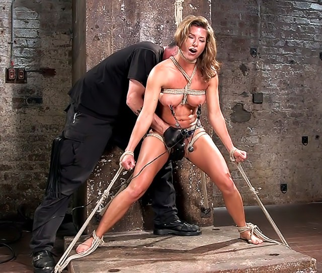 Ariel X Extreme Bondage Brutal Torment And Squirting Orgasms