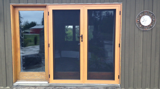 SecuraView Screen Doors