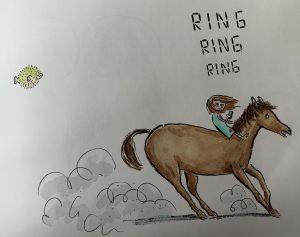 """""""Ring Ring Ring"""""""