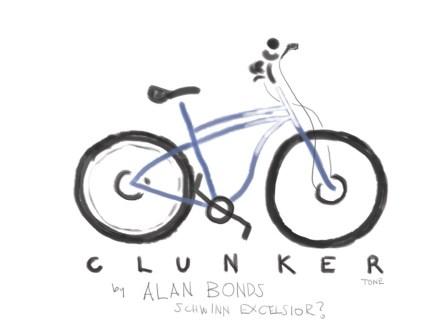 clunker, digital, 2014