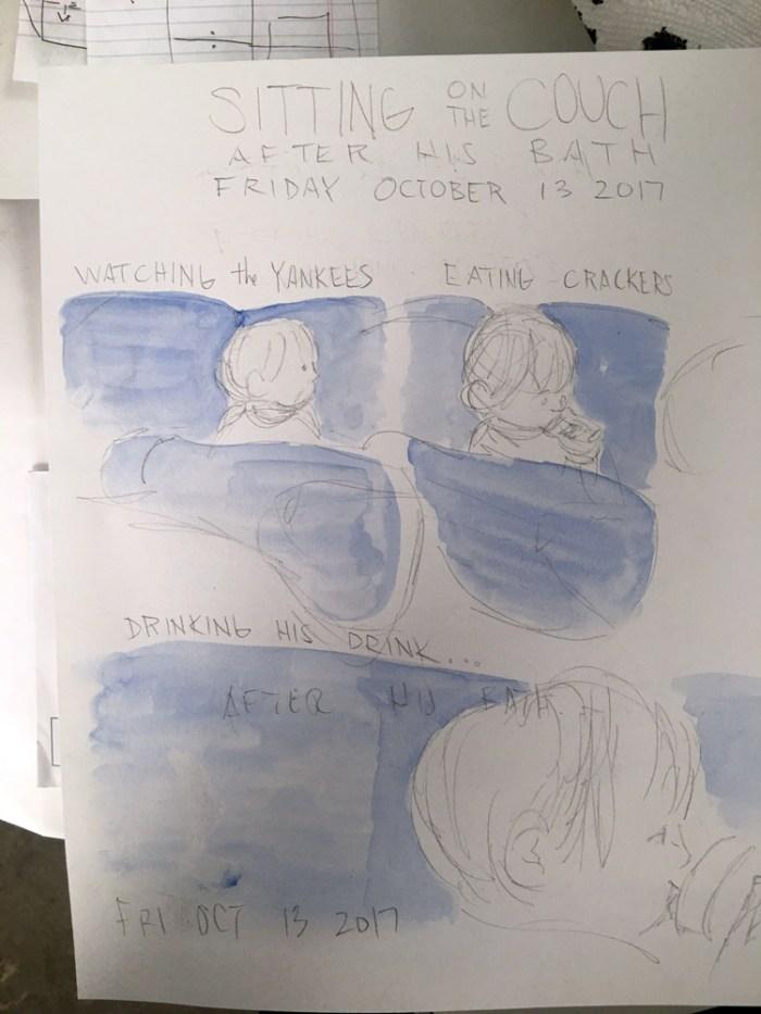 watercolor-sketch