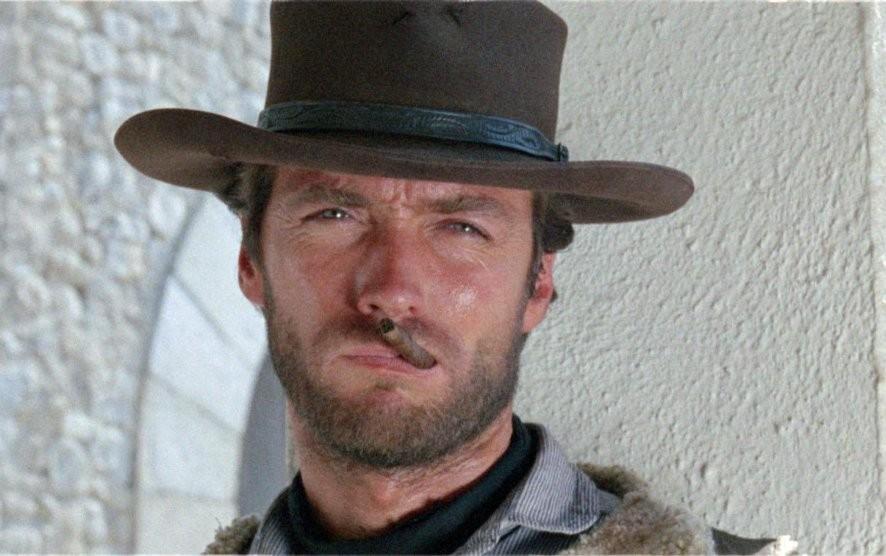 一分鐘電影史:見證年輕時的克林·伊斯威特──《荒野大鑣客》   Screenwriterleo 編劇人生