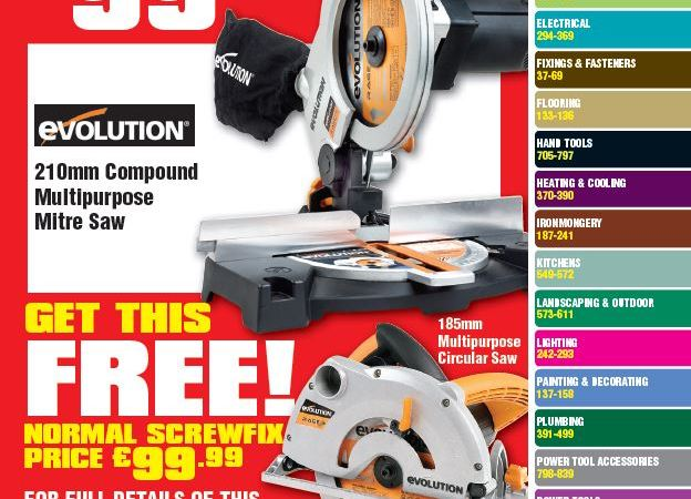 Screwfix Catalogue Goes From Strength To Strength