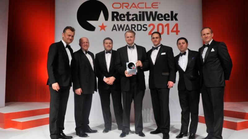Screwfix recognised for retail excellence