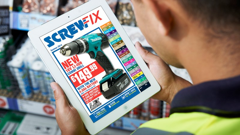 Even more trade essentials now available from Screwfix