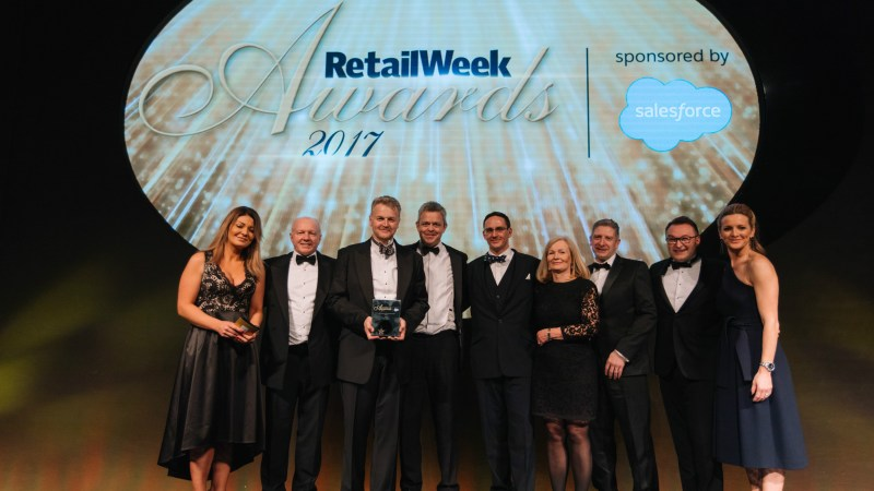 Screwfix Awarded For Best-In-Class Customer Experience