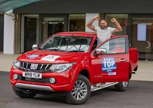 Northampton carpenter is Britain's Top Tradesperson 2018