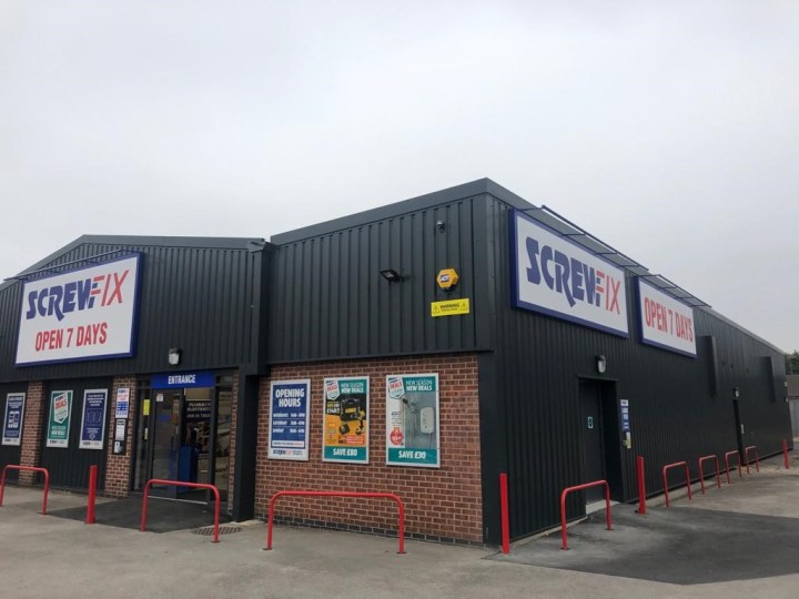 Third Screwfix Store welcomed in Nottingham