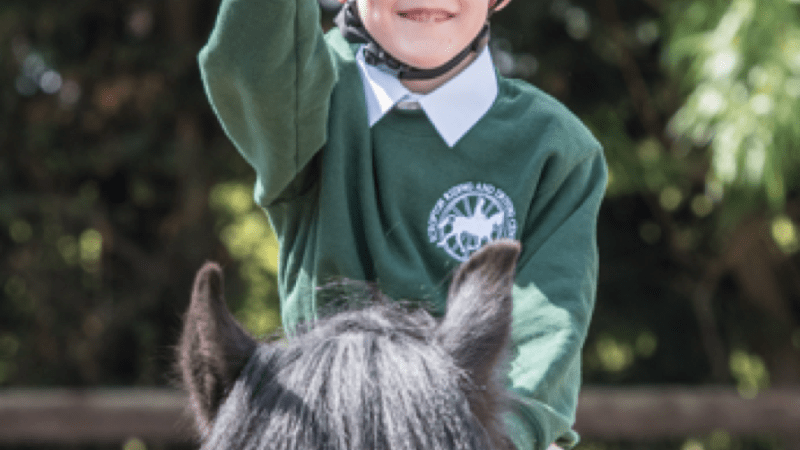 Scropton Riding for the Disabled Centre gets a helping hand from The Screwfix Foundation
