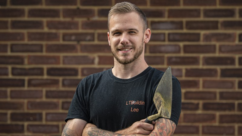 Joiner from Crawley reaches final of Screwfix Top Tradesperson 2021