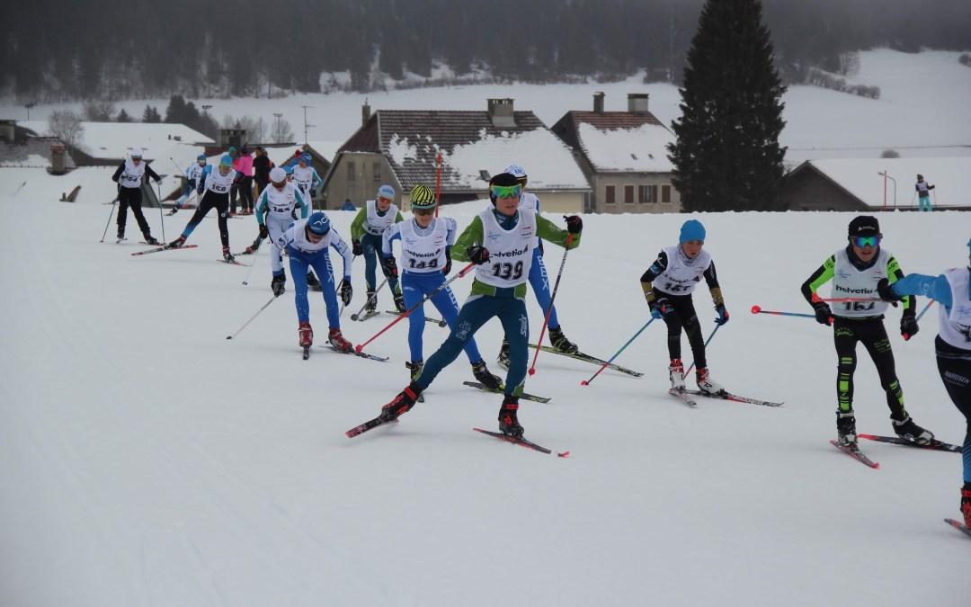 Championnats romands de ski de fond – La Brévine 26 et 27 janvier 2019