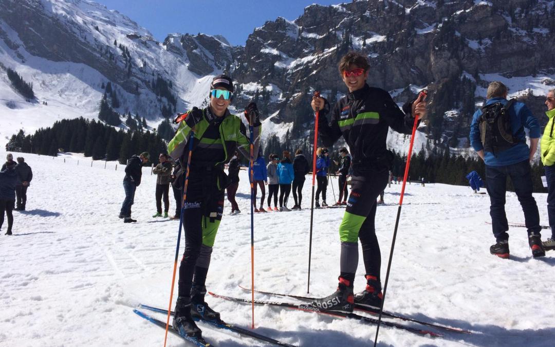 Les juniors dans la cour des grands aux Championnats suisses