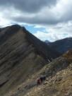 Grizzly Ridge traverse
